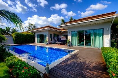 Luxury 3 bedroom villa in Bang Tao