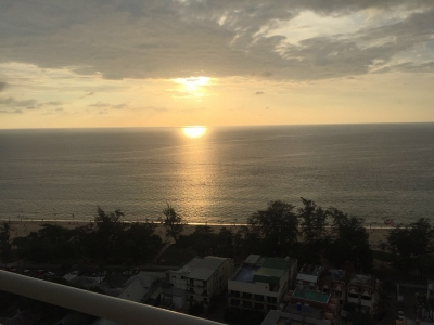 Apartment on Karon with a gorgeous view of the Andaman sea
