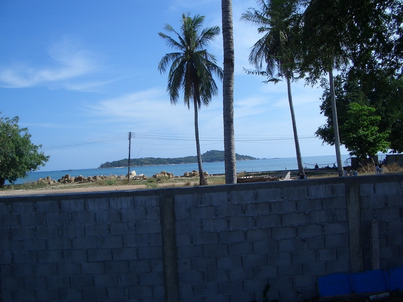 Seaview land plot in Rawai