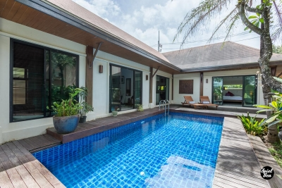 Lovely 2 bedroom villa in Nai Harn