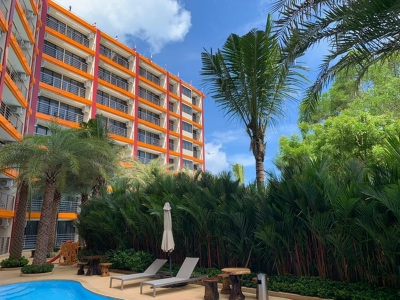 1 bedroom apartment for sale in Mai Khao